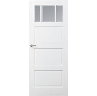 SKS 233 facet blank glas