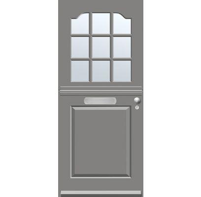 SKM 448 ISO blank glas