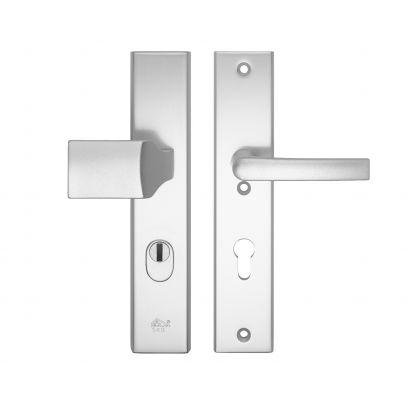 Hang- en sluitwerkpakket 32 sleutelbediend 201/211 R4 ALUMINIUM