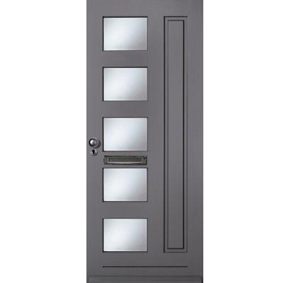 SKE 384 ISO facet blank glas