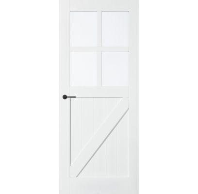 SKS 2518 blank glas