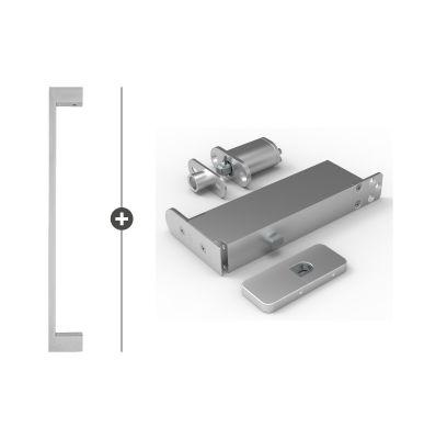 Hang- en sluitwerkpakket 613 RVS