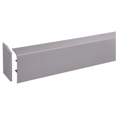 Aluminium rail H100 200cm ALUMINIUM