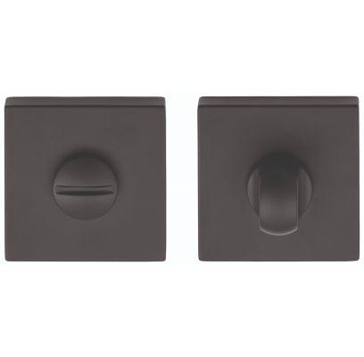 Toiletgarnituur Clarke square ZWART