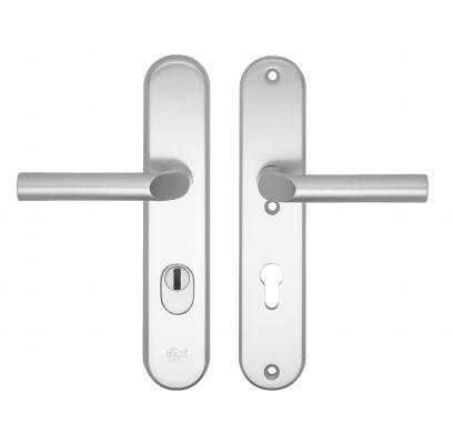 Hang- en sluitwerkpakket 31 sleutelbediend 201/211 R4 ALUMINIUM