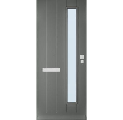 SKN 664 ISO blank glas