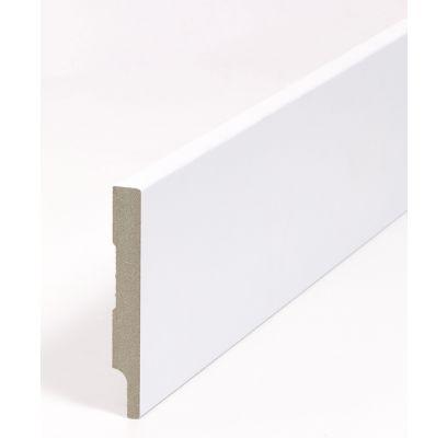 Sierplint SKP 13 ZUIVER WIT (RAL 9010) 2440 x 119 x 18 mm