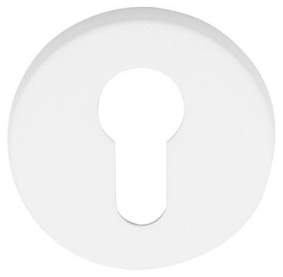 Cilinderrozet Pavo WIT