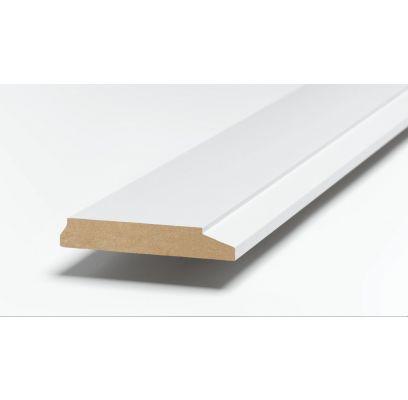 Architraaf SKA 26 ZUIVER WIT (RAL 9010) 2500 x 110 x 18 mm