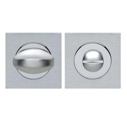 Toiletgarnituur Quastro CHROOM / MAT CHROOM