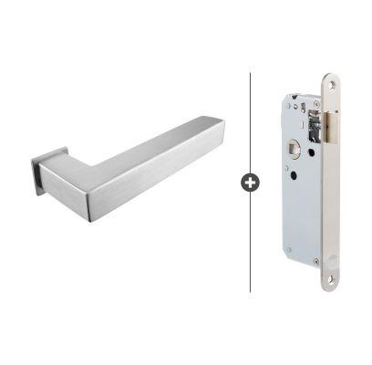 Hang- en sluitwerkpakket 805 RVS