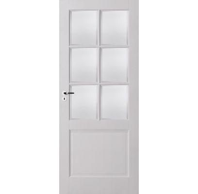 E 020 facet blank glas