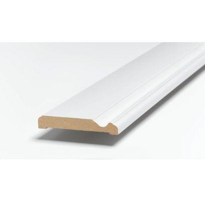 Architraaf SKA 31 ZUIVER WIT (RAL 9010) 2500 x 100 x 15 mm