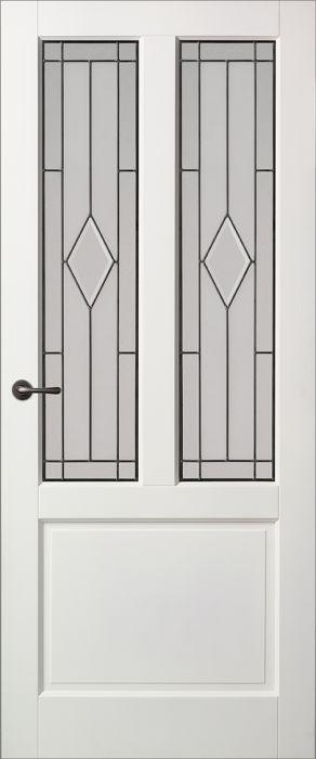 Super E 040 glas in lood 31 | Skantrae deuren WN-02