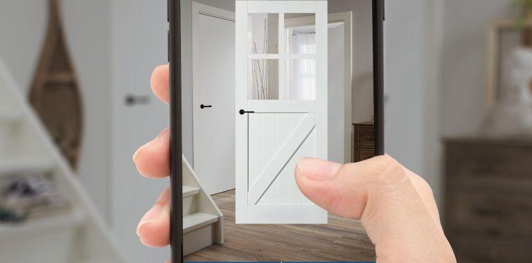 Skantrae introduceert Augmented Reality App voor binnendeuren