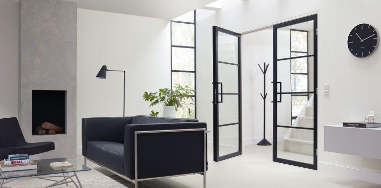 Nieuwe Skantrae deur speelt in op minimalisme