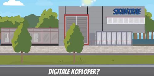 Skantrae uitgeroepen tot Digitale Koploper 2018