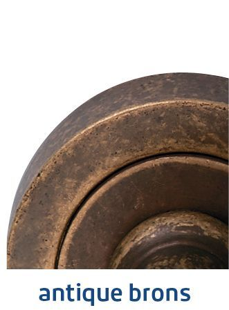 Antique brons