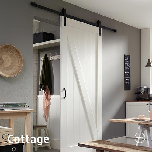 Cottage binnendeuren
