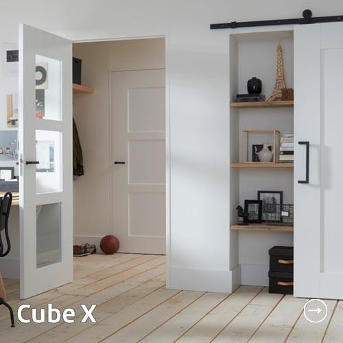 Cube X binnendeuren