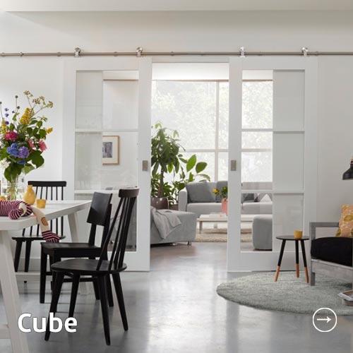 Cube binnendeuren