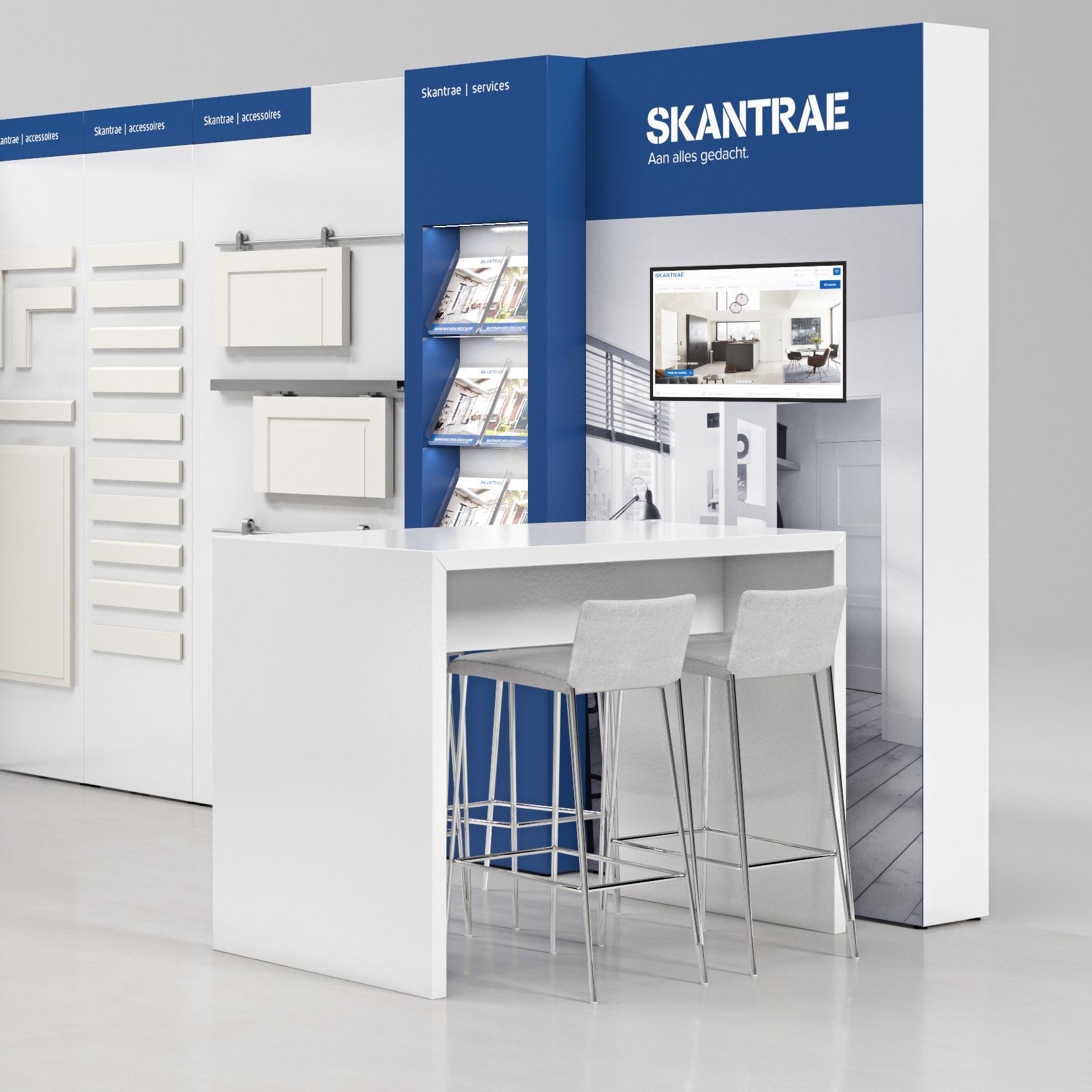 Skantrae showroomconcept