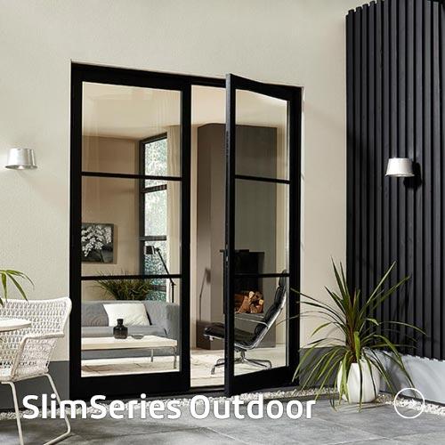 SlimSeries Outdoor buitendeuren